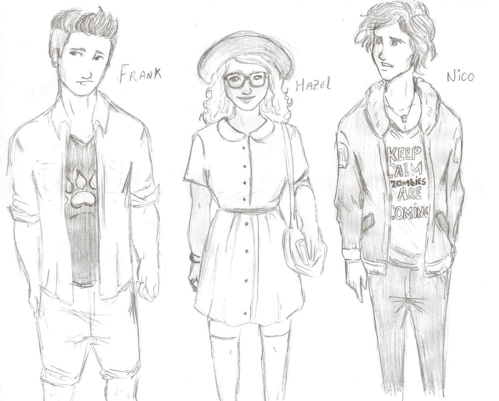 998x801 Pjo In A Hipster Version 3 By Odairwho