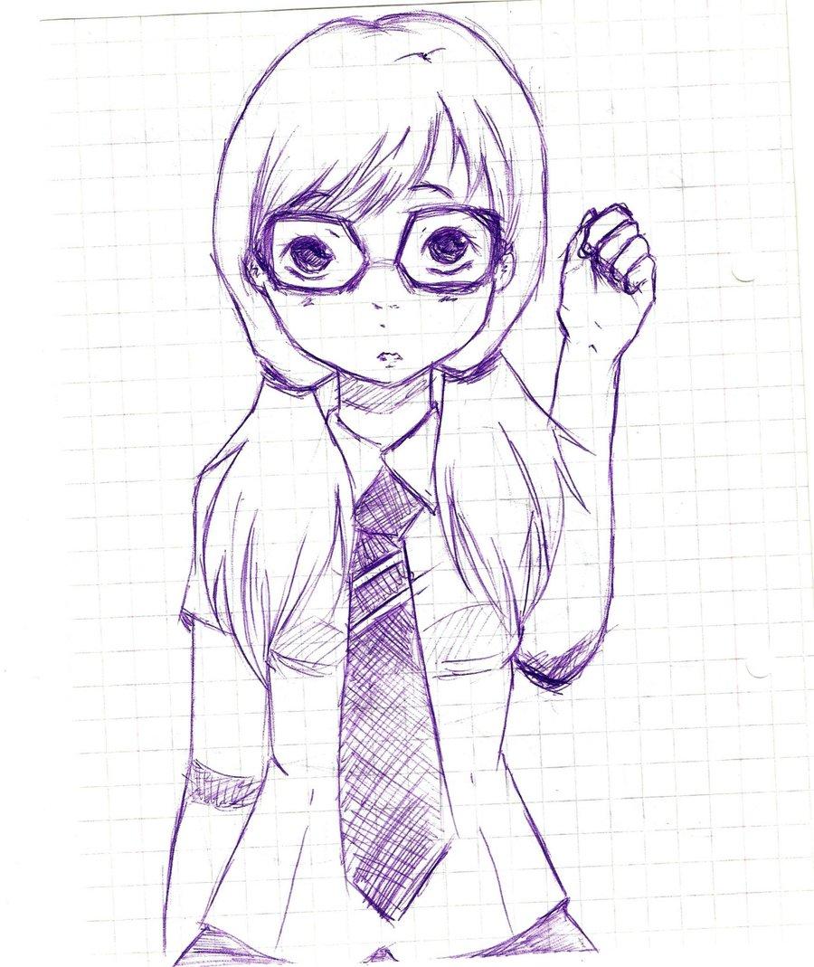900x1069 Purple Sketch. Animel Callaghan Couple Sketch