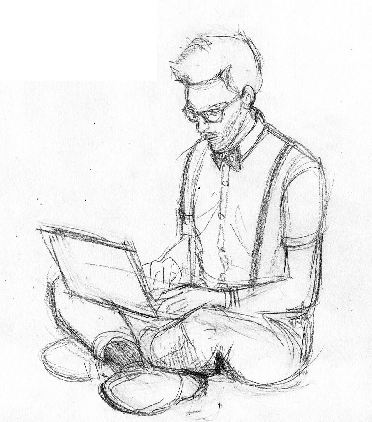 720x627 Tumblr Outline Boy Outlines Pinterest Draw 1278x1450 Visual Diary February 2013