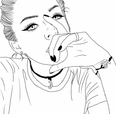 486x476 Outline, Drawing, And Grunge Image Diamond