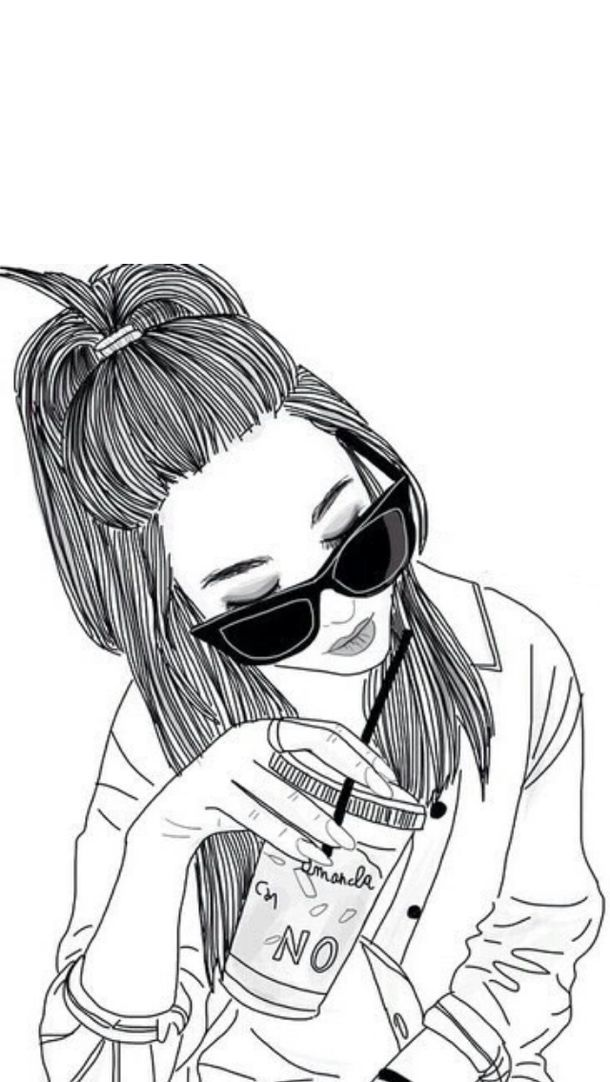 610x1082 Pin By Almila On Tumblr Drawing Drawings