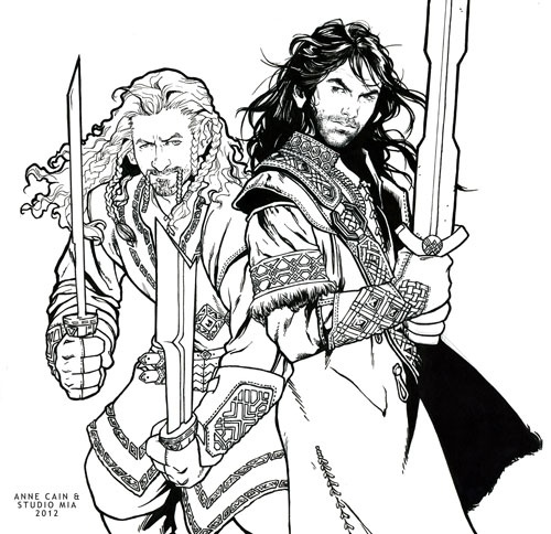 500x484 99 best lotrhobbit sketches images on pinterest hobbit lord of