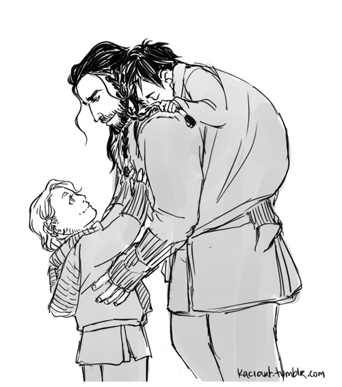 500x565 Come Here Fili. I Think It's About Time We Get You Two Home And