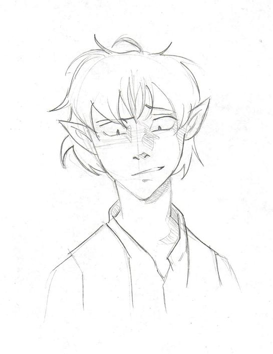 545x706 Hobbit Drawing By Play It Snufkin