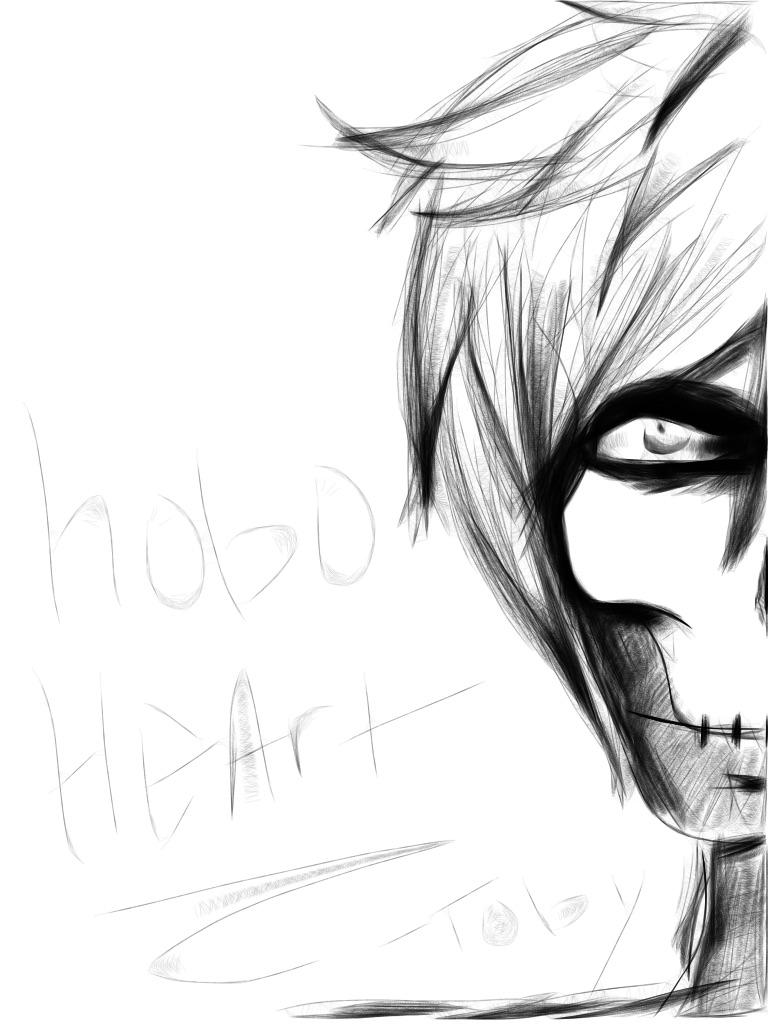 768x1024 Hobo Heart (Fan Art) By Wolfieluvs