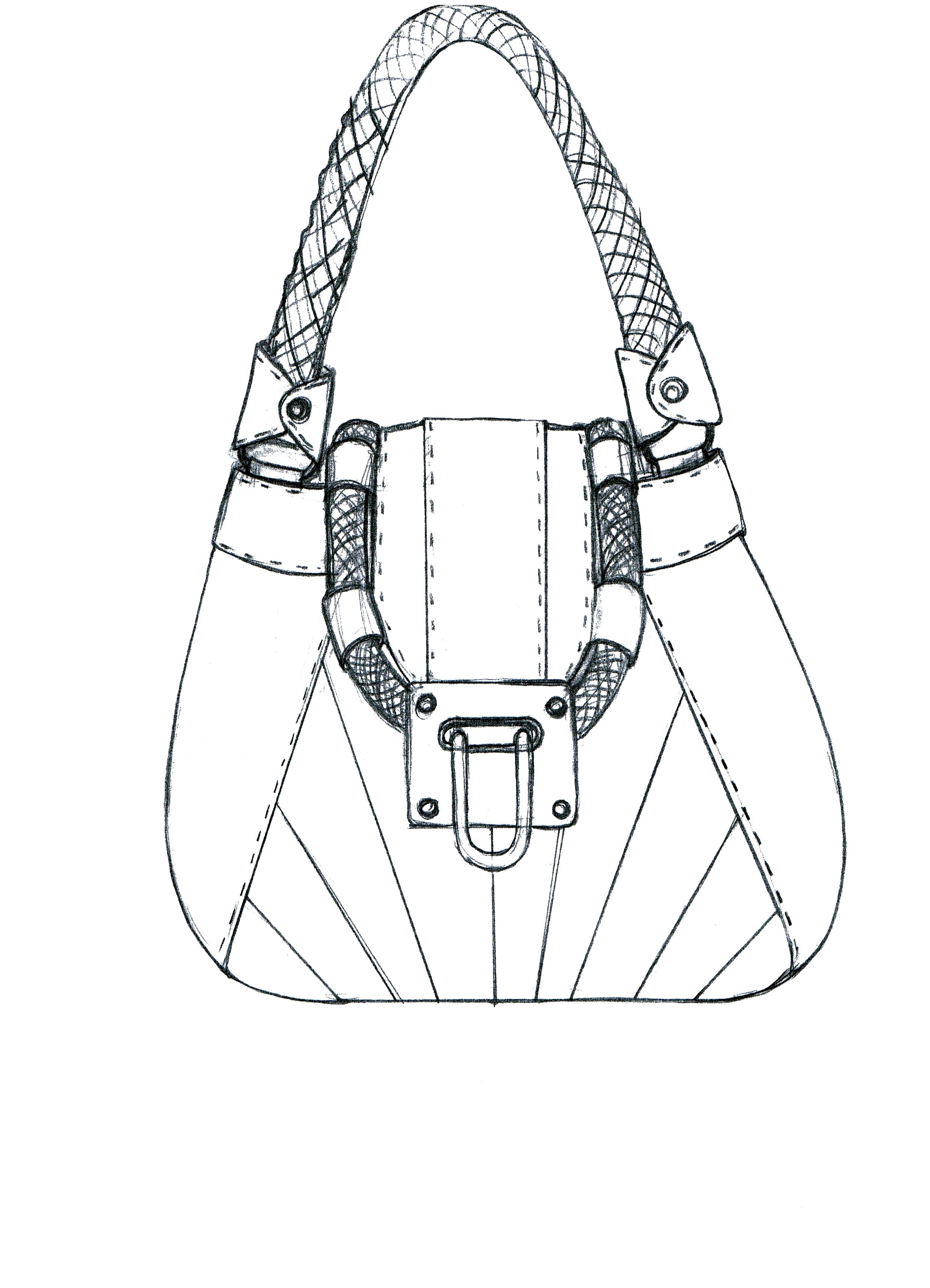 2480x3436 Hobo Bag Sketches Hobo Bags