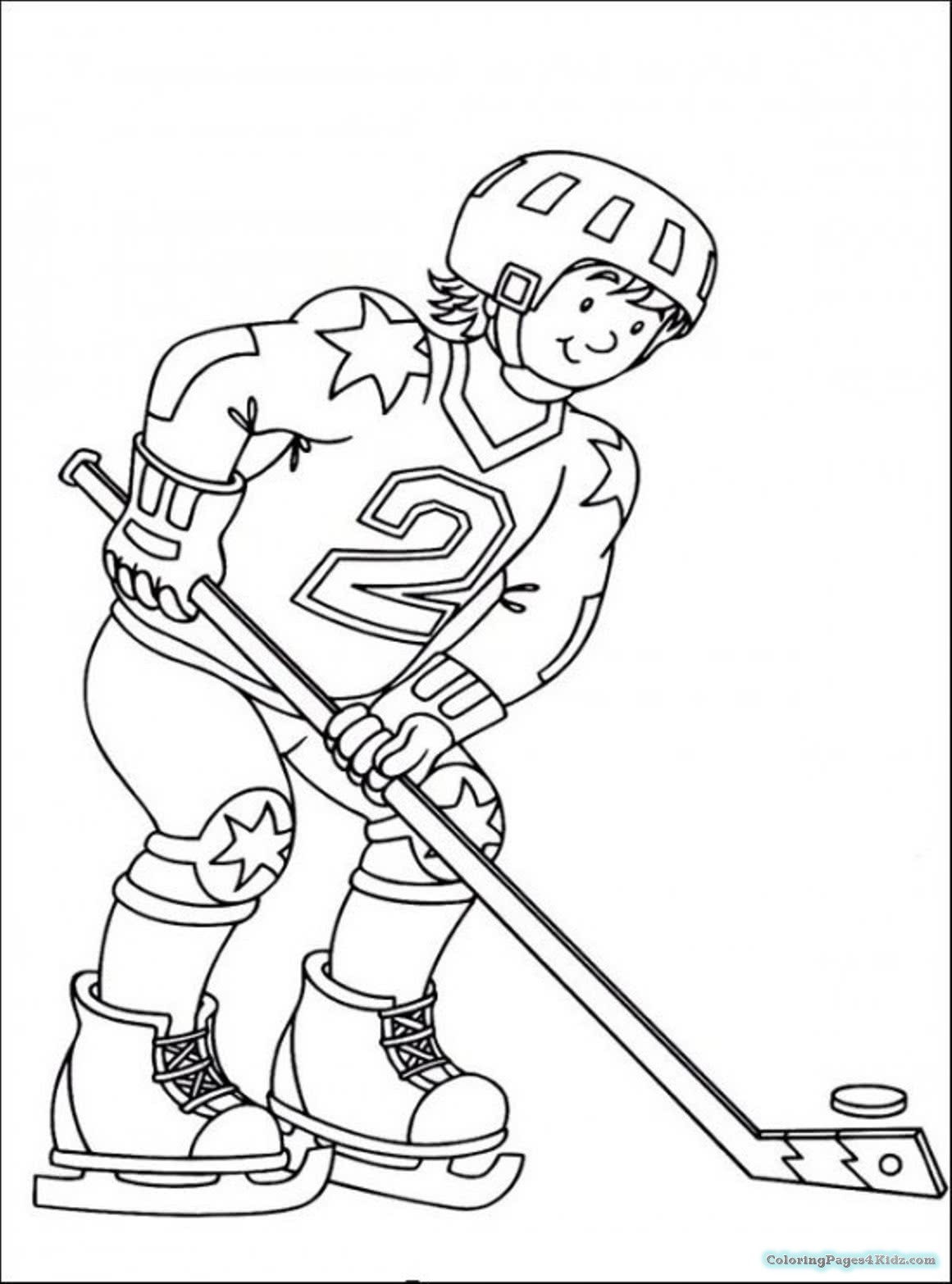 how to draw sport rink pictures