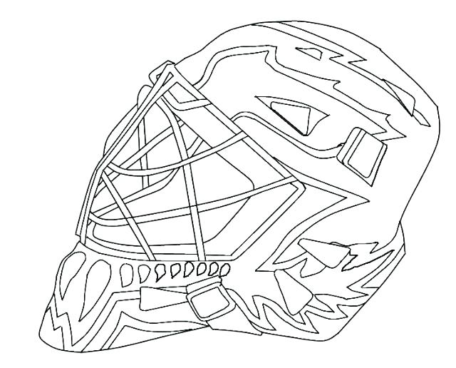 640x516 Hockey Goalie Coloring Pages Hockey Color Pages Free Pro Hockey