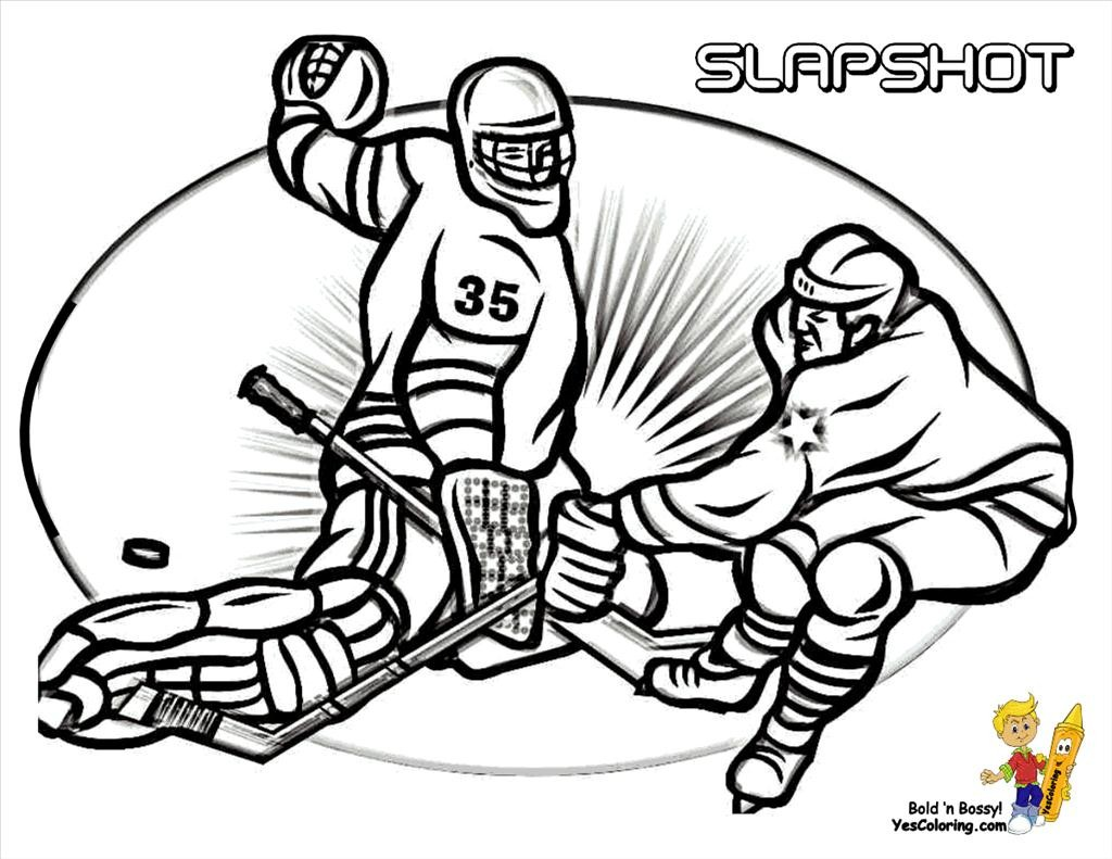 1024x791 Good Hockey Coloring Pages Graphic Unknown Resolutions High