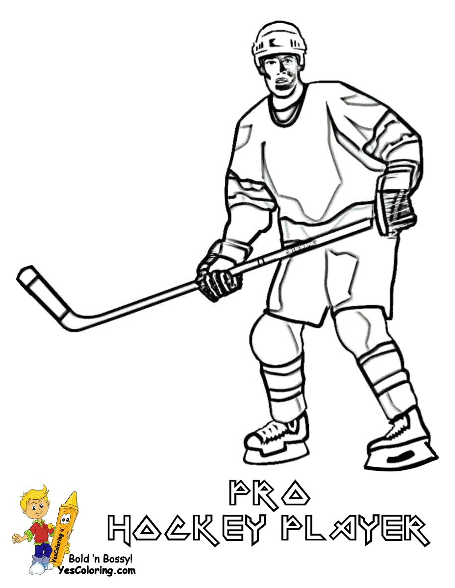 928x1200 Coloring Pages Of Hockey Equipment Fresh Gallery For Ice Hockey