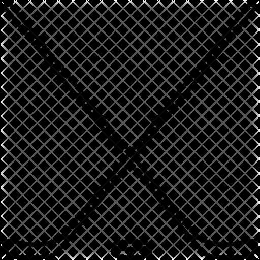 512x512 Hockey Stick Icon