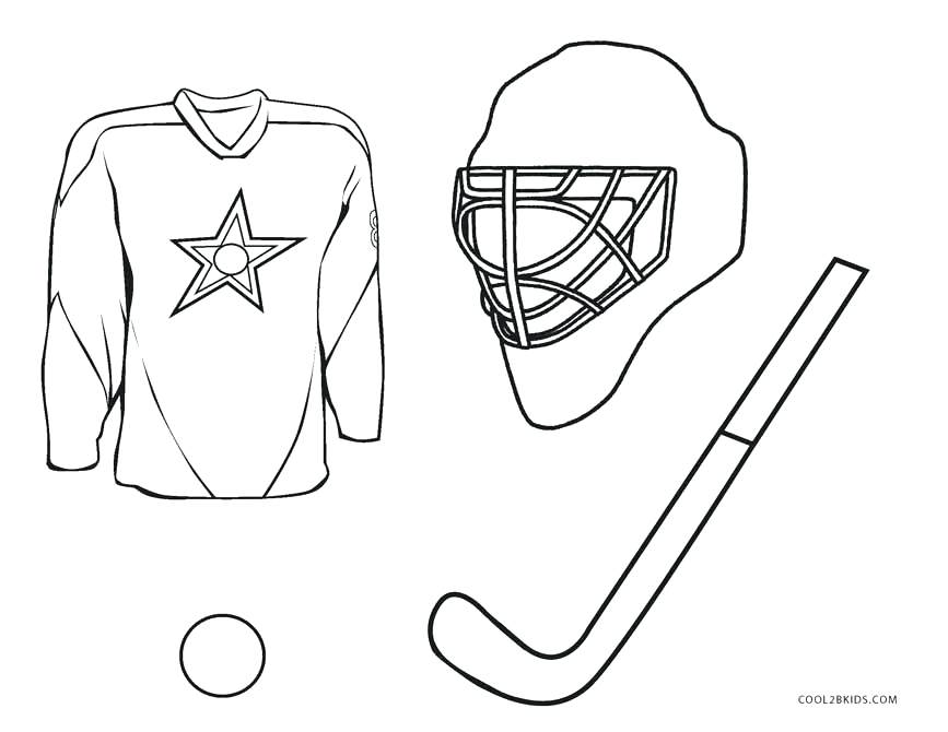 867x670 Good Hockey Coloring Pages Or Ice Hard Hockey Coloring Pictures