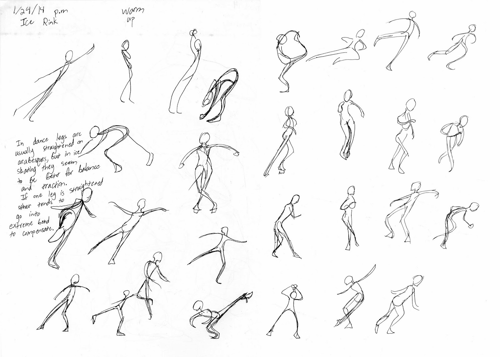 1600x1142 The Gesture Sketches Of Kaitlyn Fuchs Cafe Sketch In Class