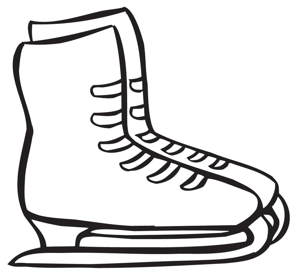 1000x924 Clip Art Skates Clip Art