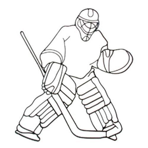 Hockey Stick And Puck Drawing At Getdrawings Com Free