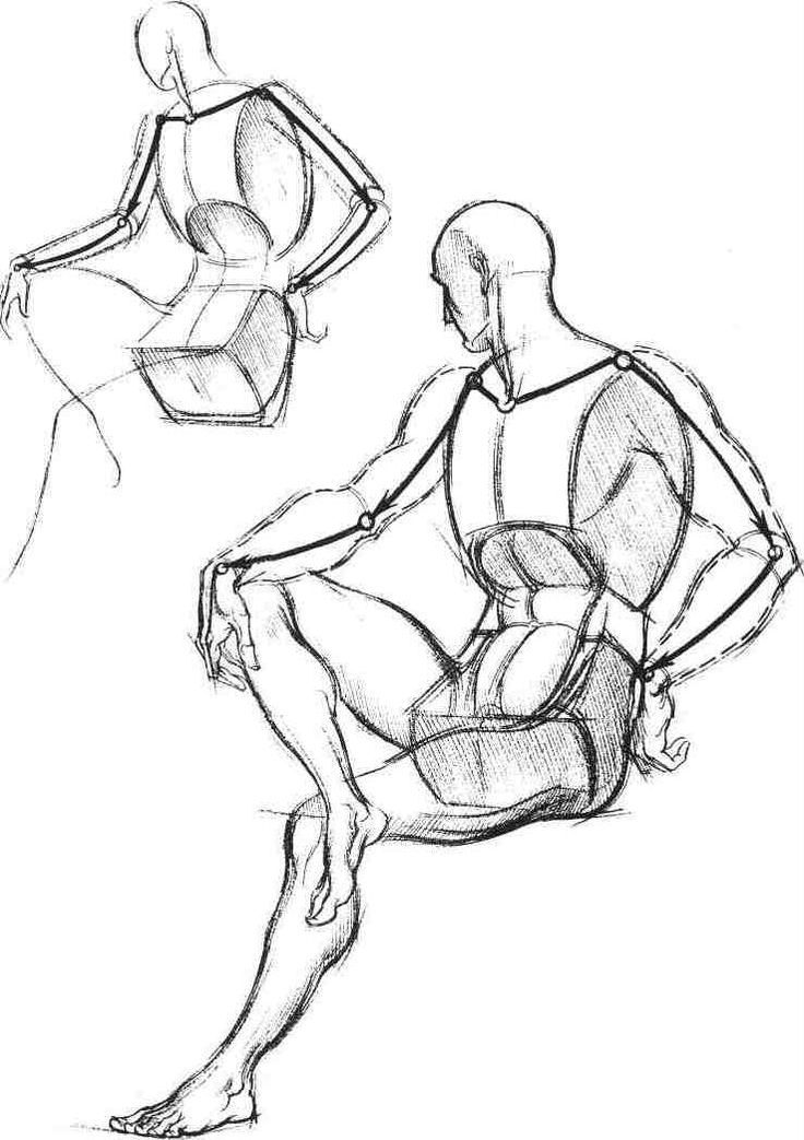 Hogarth Dynamic Figure Drawing at GetDrawings.com | Free for ...