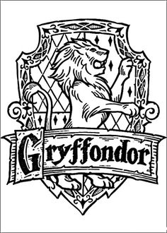 236x330 Harry Potter Ravenclaw Crest Coloring Page Harry Potter