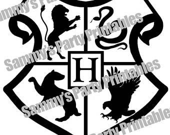 340x270 Hogwarts Crest Etsy