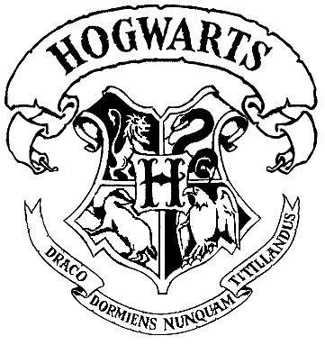 361x383 Hogwarts Drawing Harry Potter Hogwarts And Harry