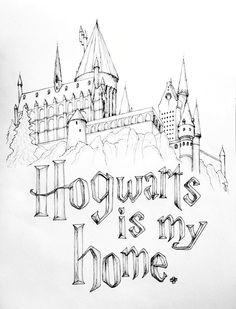 236x309 Harry Potter School Spirit Tapestry Throw 48x60 Harry Potter
