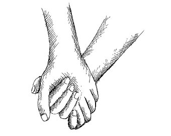 340x270 Couple Holding Hands Etsy