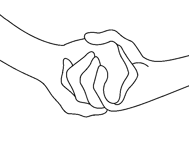 640x480 Holding Hands Base By Kittybat1234
