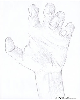 255x320 How To Draw A Hand