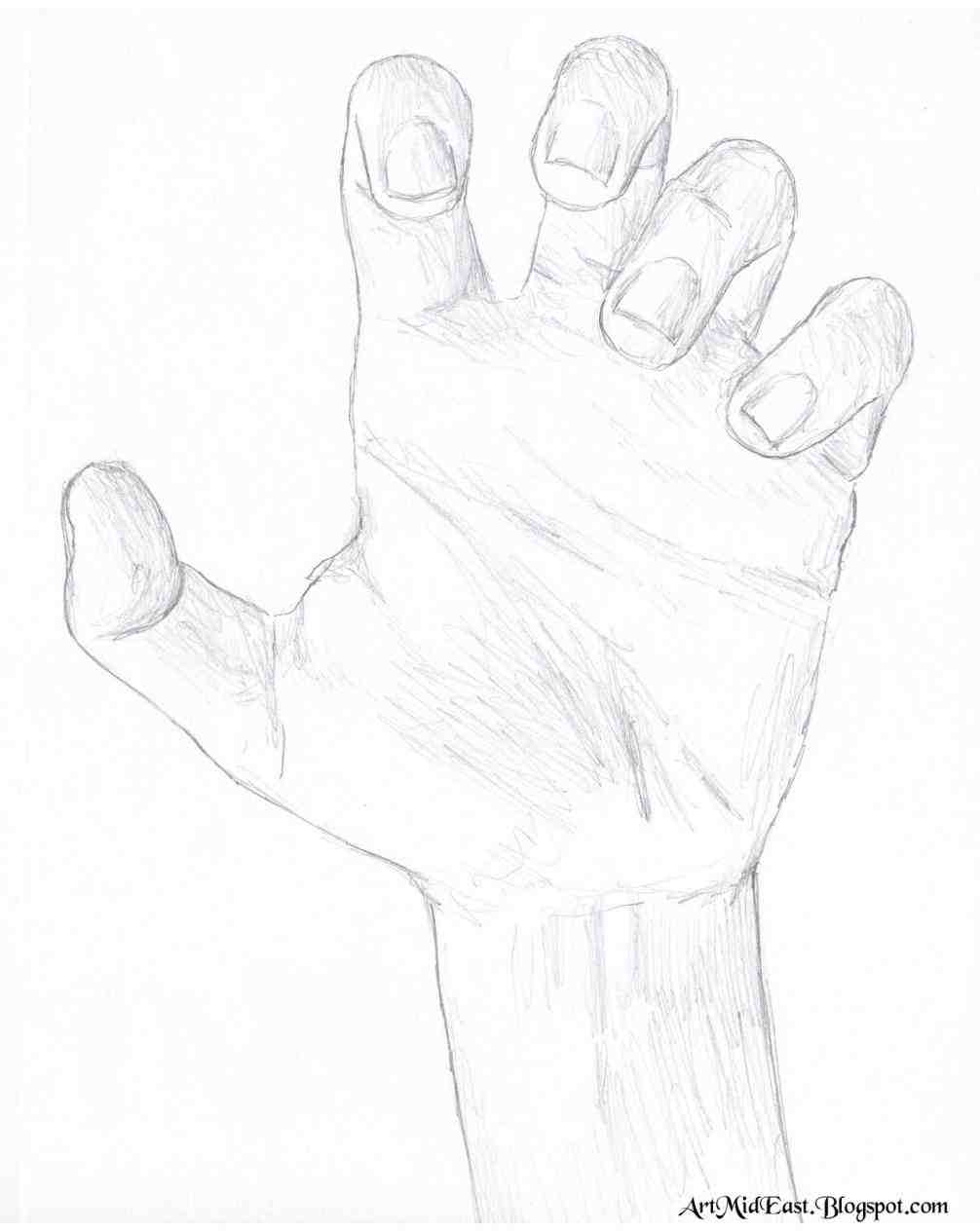 1006x1264 Couple Holding Hands Drawing Step By Step