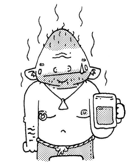 511x637 Steamy Joe Runs A Tavern Which Is Essentially Just A Hole In