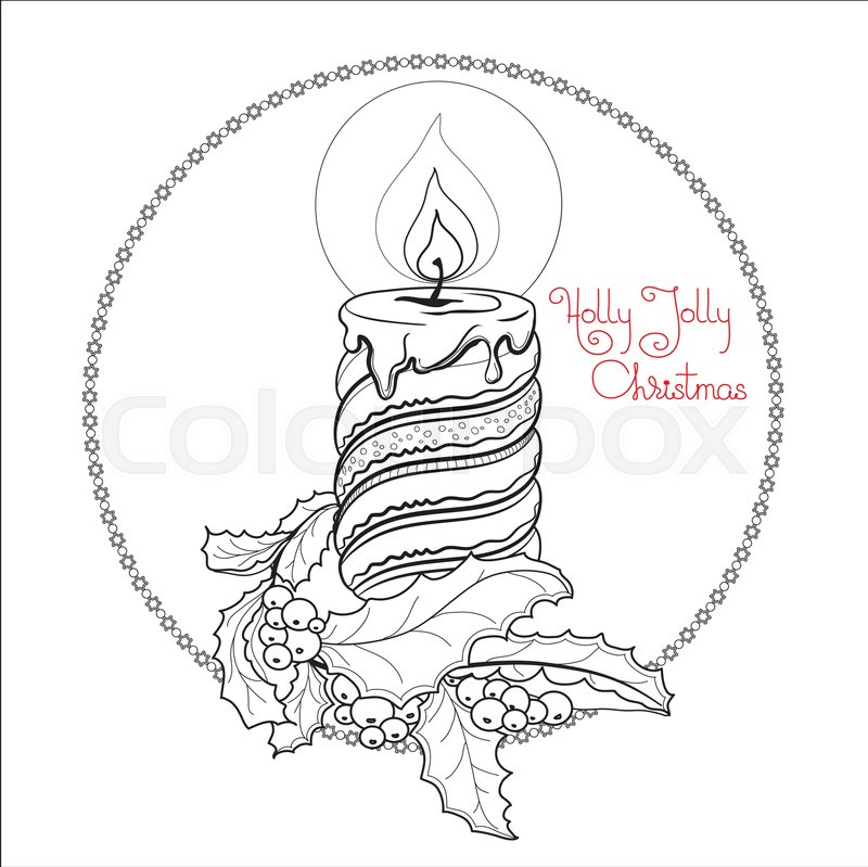 The Best Free Candle Drawing Images Download From 604 Free Drawings