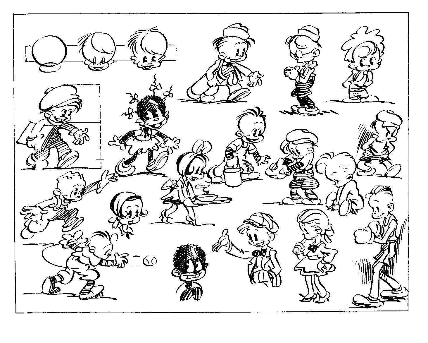 1464x1172 Cartooning Self Taught Comics