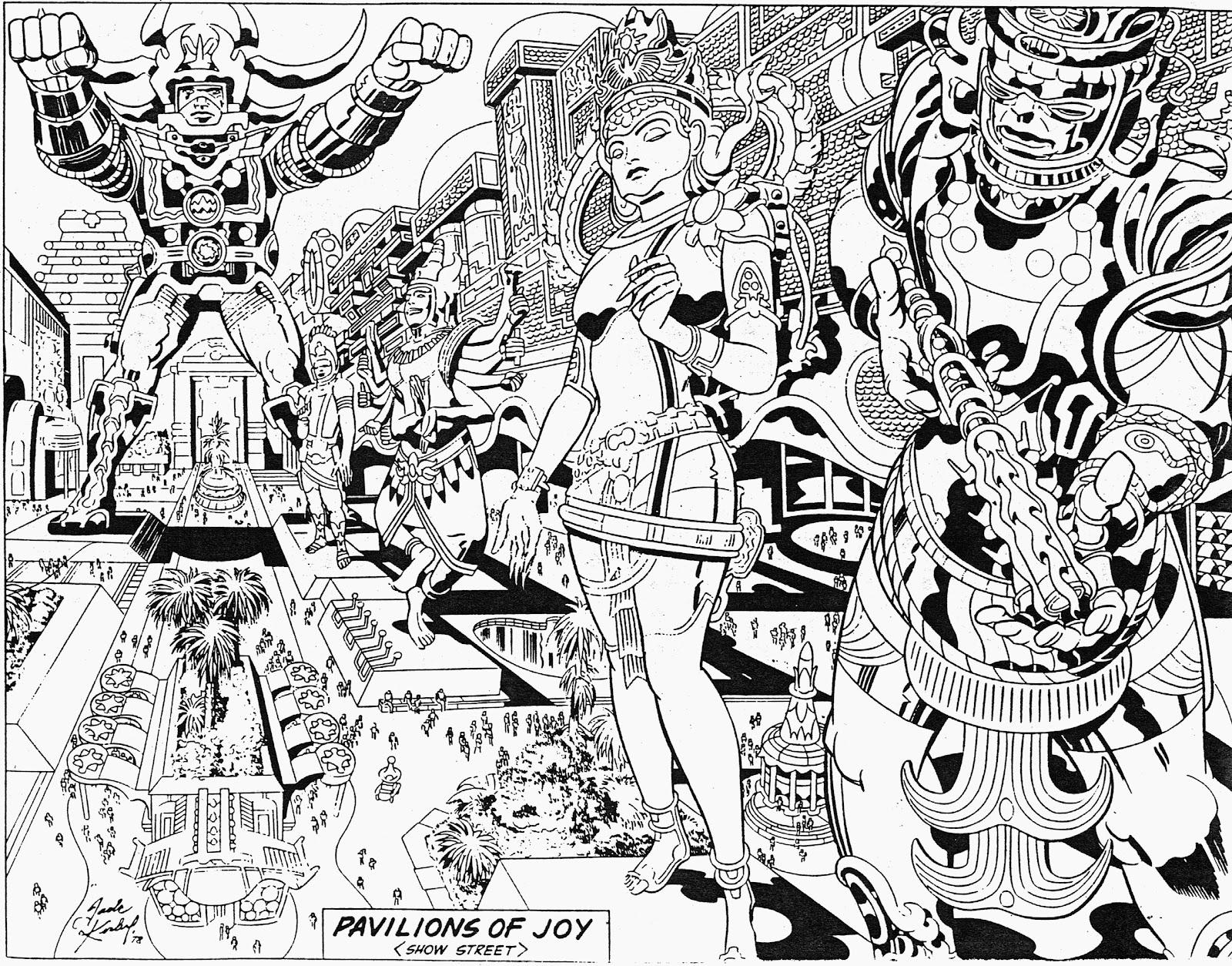 1600x1254 Jack Kirby, Argo Amp Jim Lee A Hollywood Legend