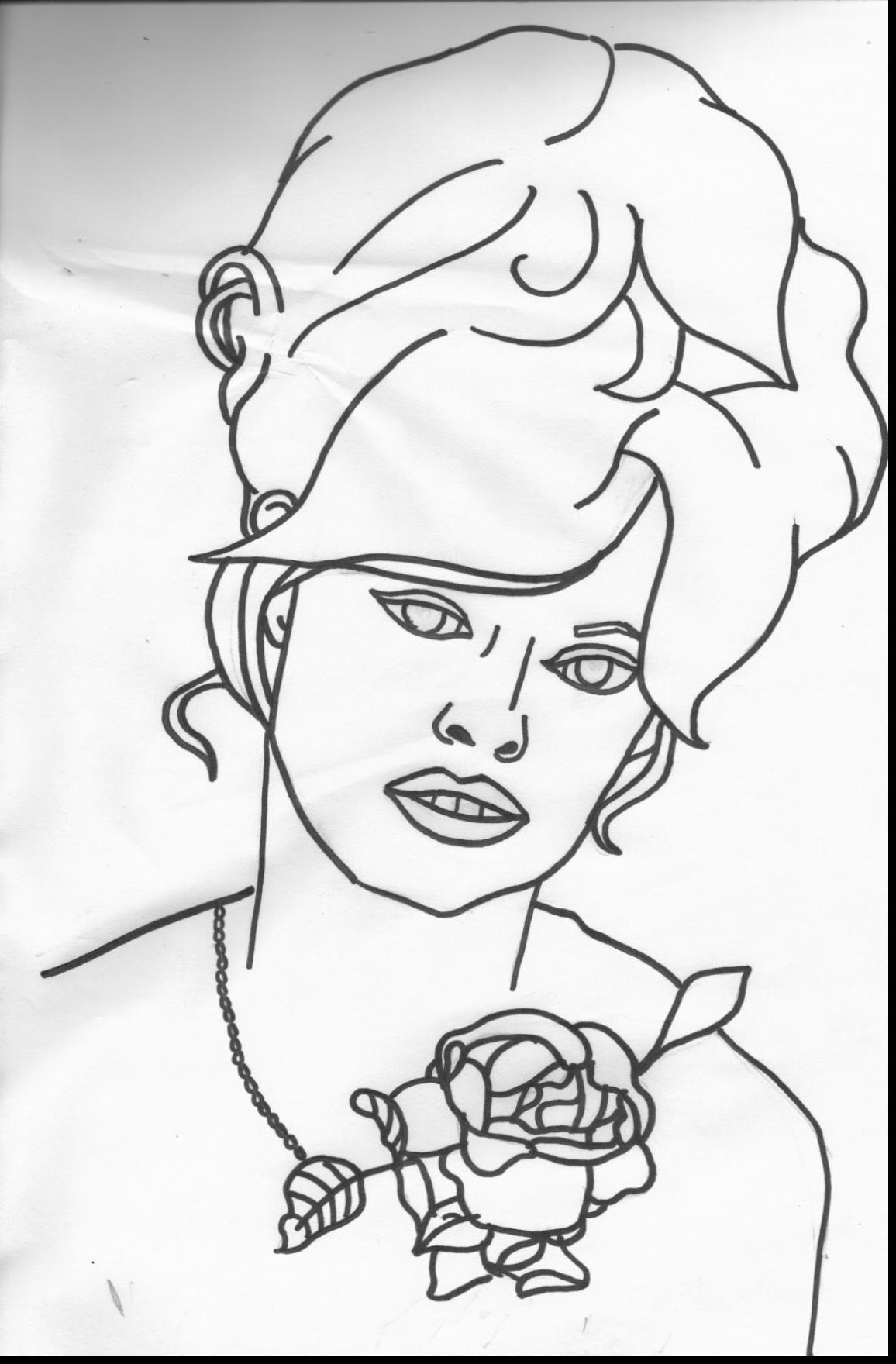 1156x1760 Stunning Hollywood Sign Coloring Page With Celebrity Coloring
