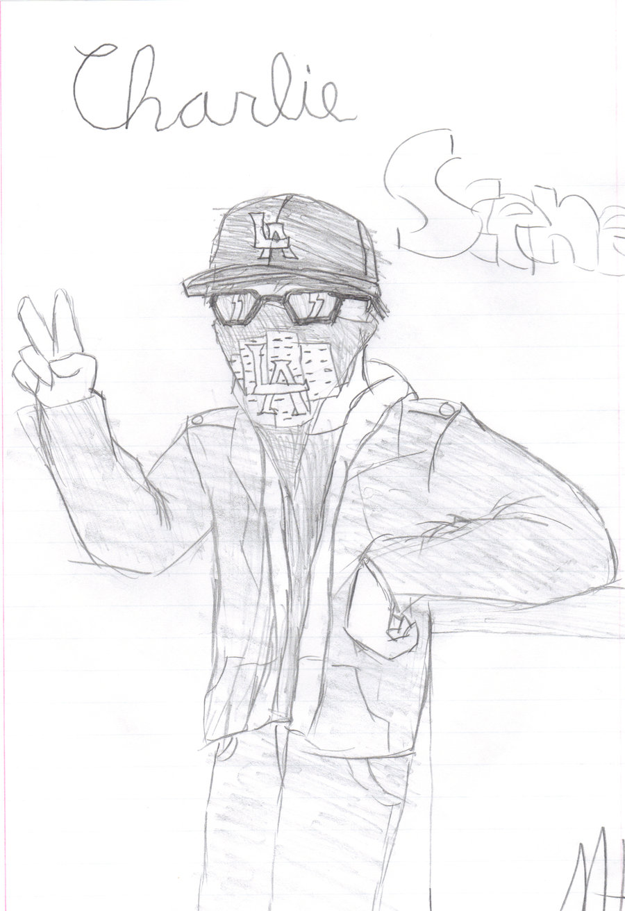 900x1312 Hollywood Undead Charlie Scene By Kutsuro
