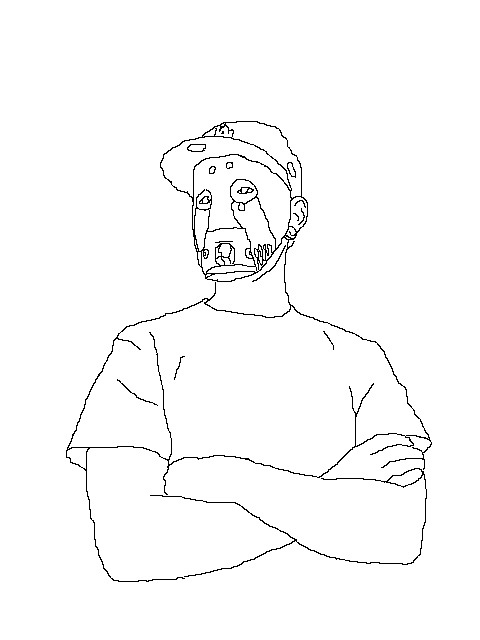 480x640 J Dog From Hollywood Undead By Bigthunder