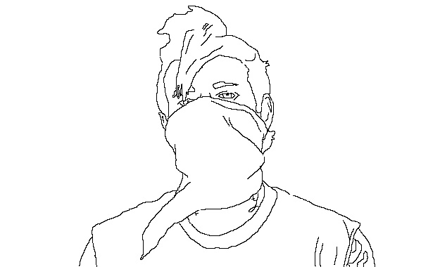 598x380 Shady Jeff Of Hollywood Undead By Bigthunder