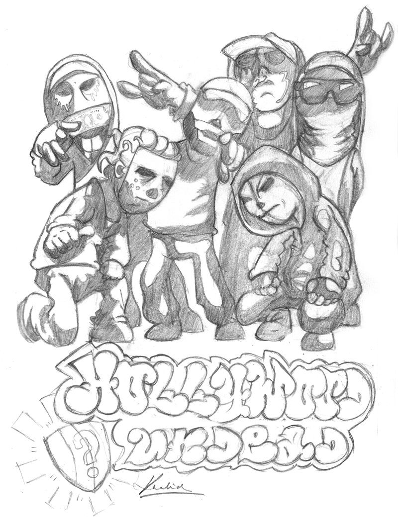 800x1062 Chibified Undead By Imn01