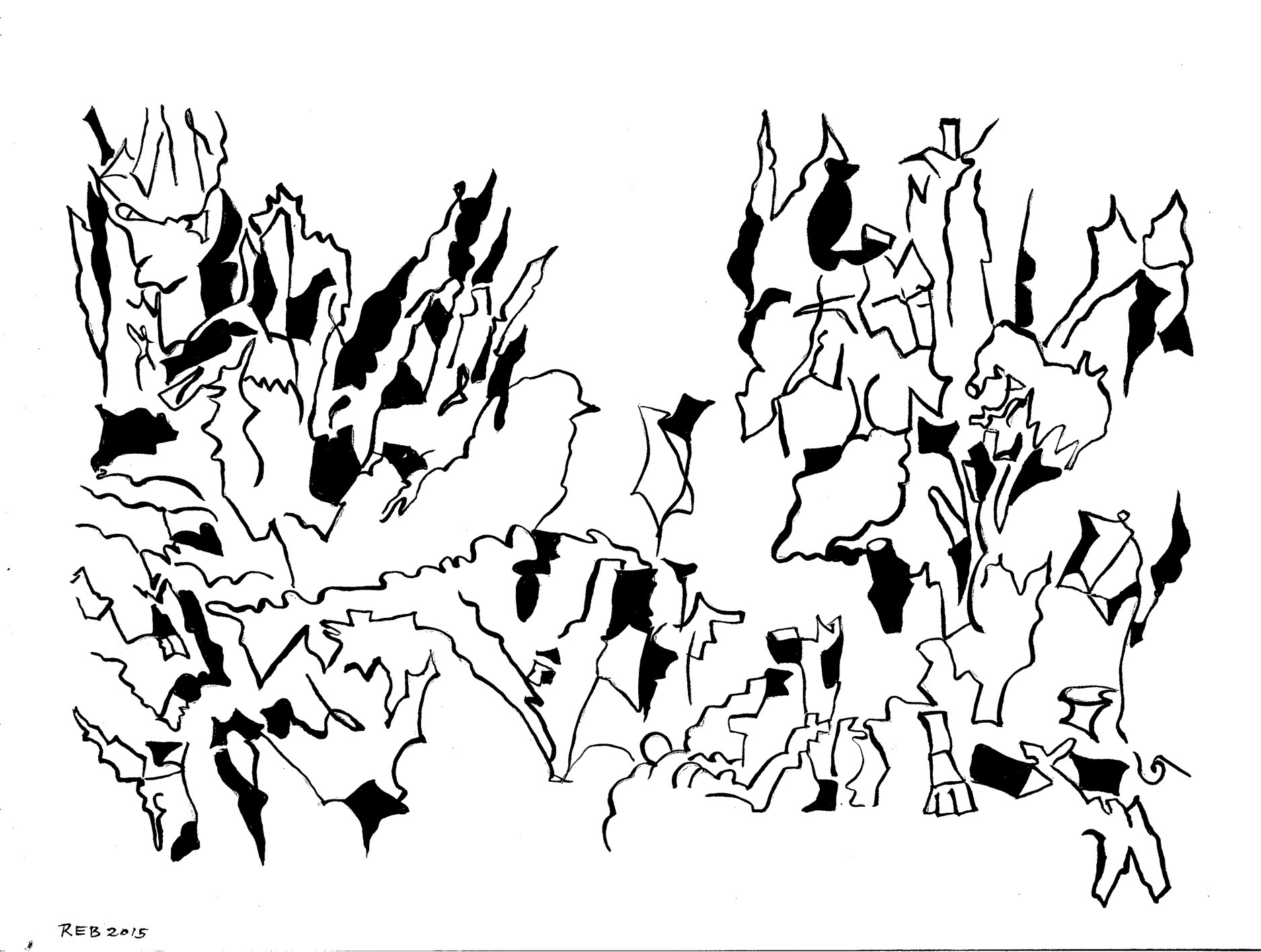 1875x1416 Drawings R E Bucheli Gallery Workshop