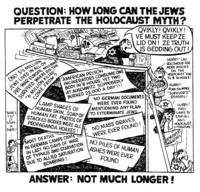 640x613 The Holocaust Myth A. Wyatt Mann Know Your Meme