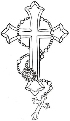 236x409 Easter Cross Clipart Black And White Easter Day