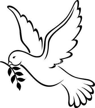 Holy Spirit Dove Drawing At Getdrawings Free For Personal Use