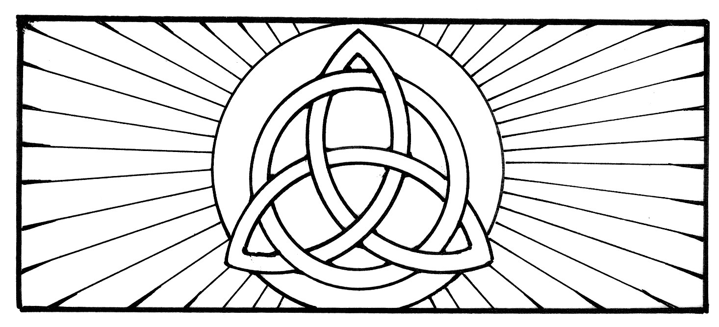 Holy Trinity Drawing At Getdrawings Free For Personal Use Holy