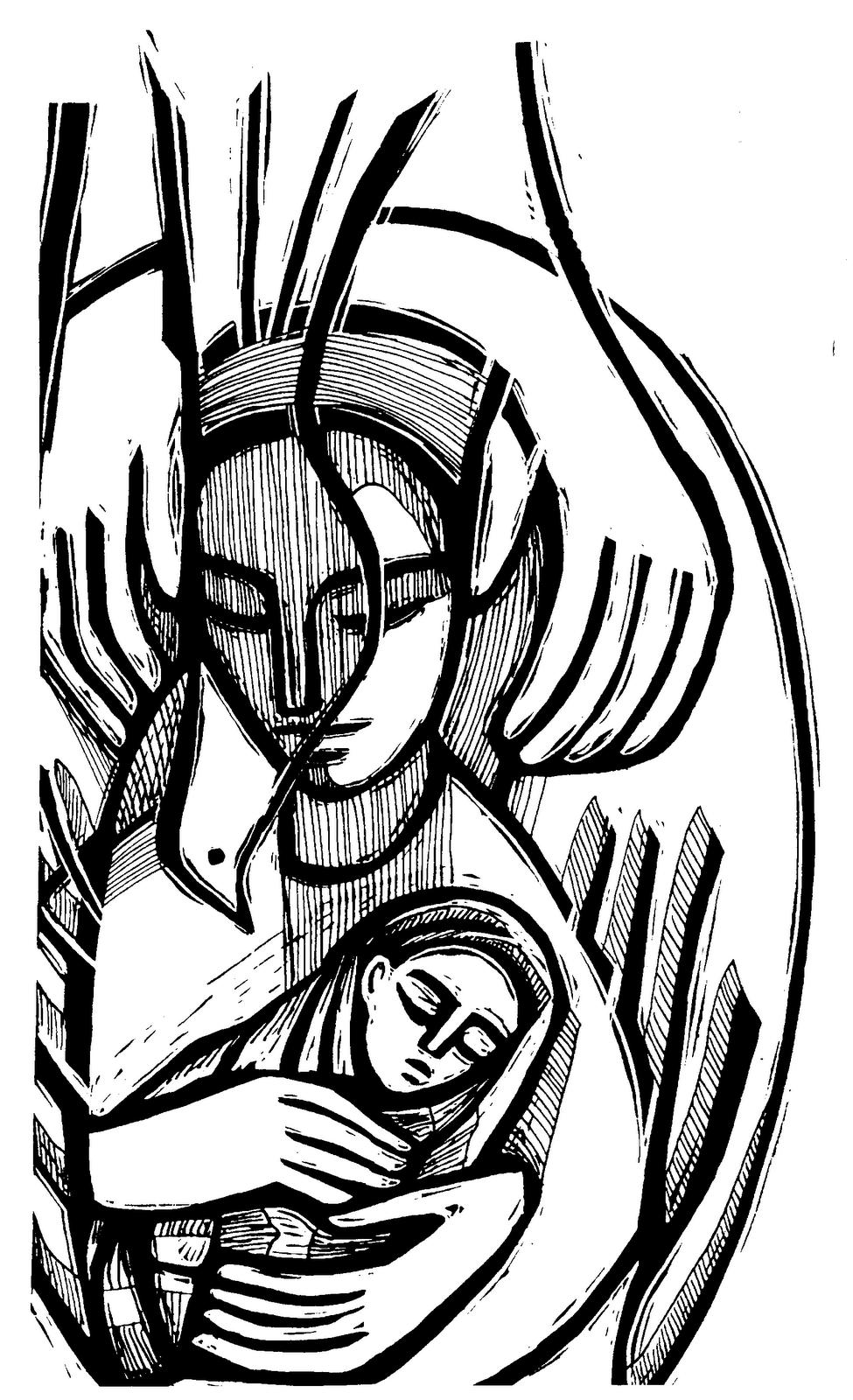 975x1600 Trinity Icon Coloring