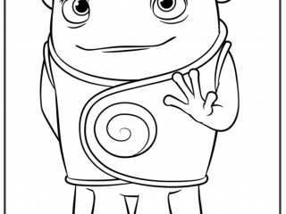 320x240 Cartoon Printable Coloring Pages Home Cartoon Free Printable