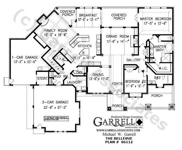 614x507 Dream Home Construction Plans