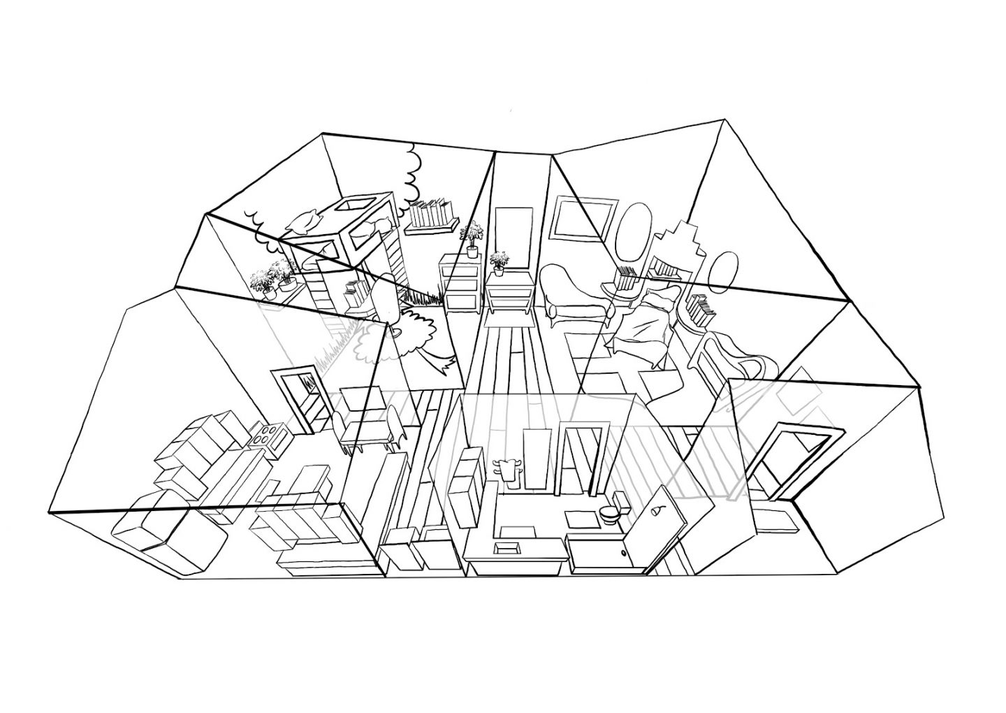 1440x1020 Virginia Duran Blog Treehouse O2 Drawing Treese Plans Home Depot