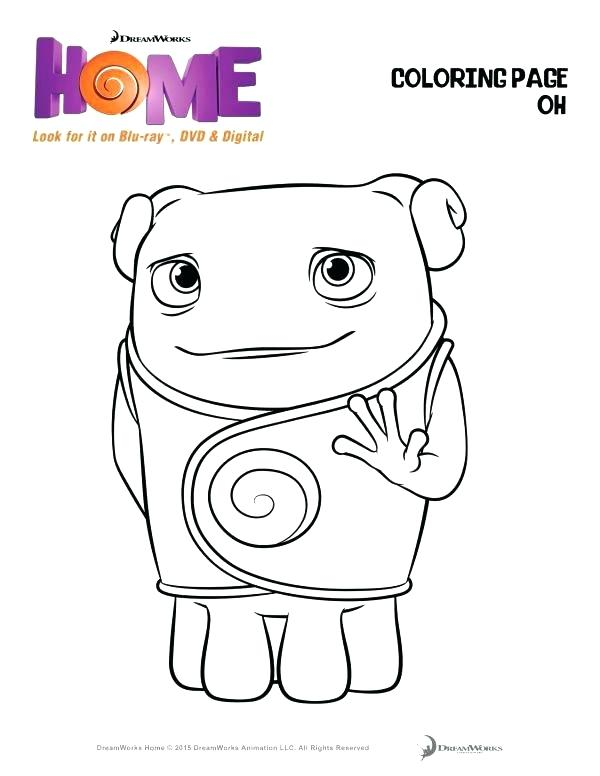 600x776 Home Coloring Pages Coloring Pages Home Coloring Pages Spirit