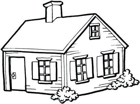 465x346 House Drawing Pics