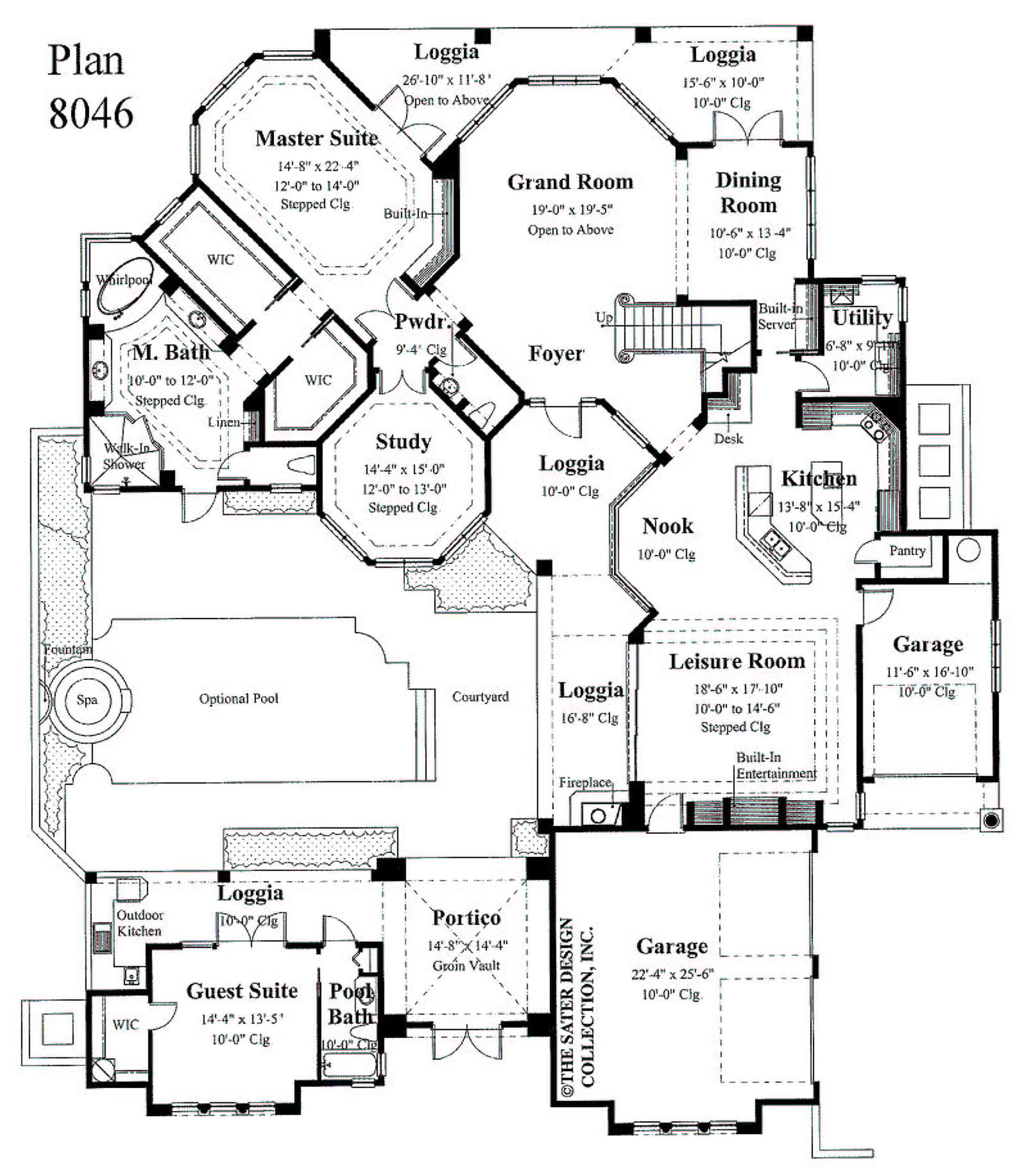 2903x3336 Floor Plans Architecture Images Plan Software Zoomtm Free Maker