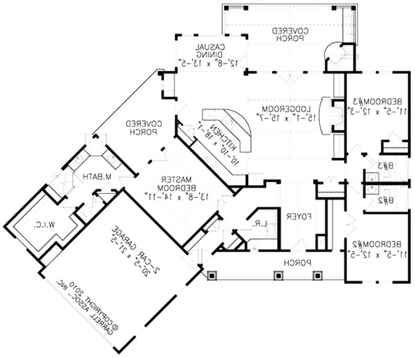 850x733 Draw Floor Plans Mac